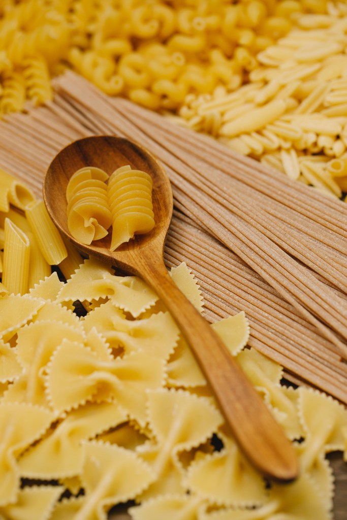 pasta pieces. Let them eat - why fun hands-on ways to teach multiplication is good