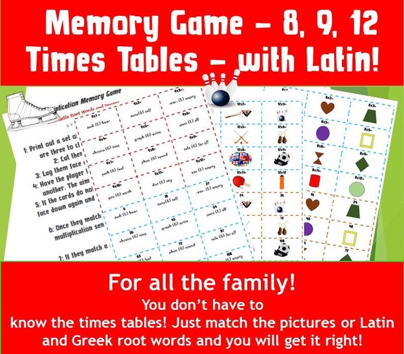 snap printable board game times tables game printable